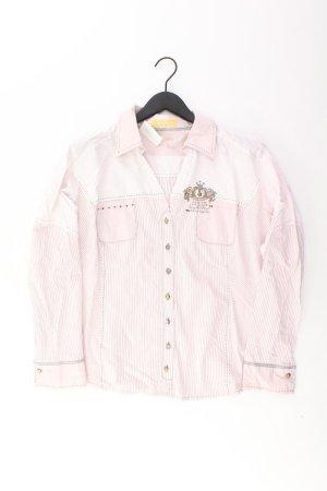 Biba Camicetta a blusa rosa chiaro-rosa-rosa-fucsia neon Poliestere