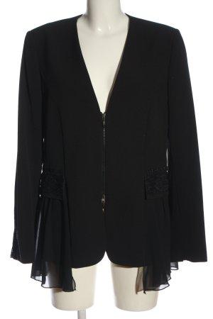 Biba Giacca a blusa nero stile casual