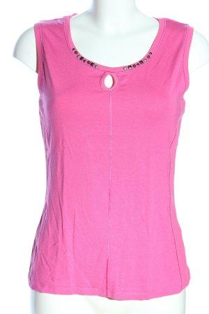 Biba Blusentop pink Casual-Look
