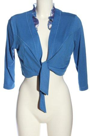 Biba Bolero blu stile casual