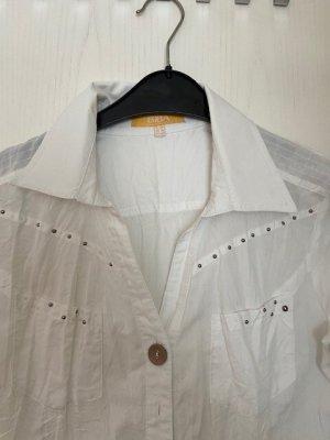 Biba Colletto camicia bianco Poliestere