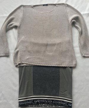Biba Knitted Sweater natural white-cream