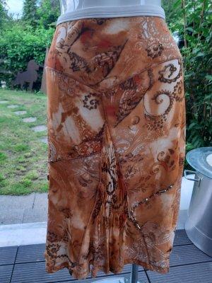 Biba Stretch Skirt multicolored