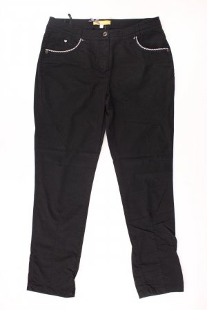 Biba Trousers black cotton