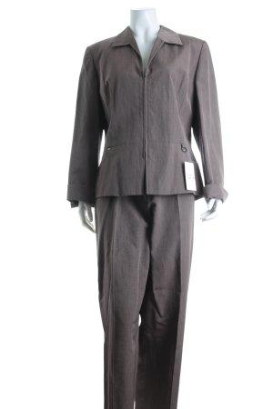Biba Trouser Suit brown casual look