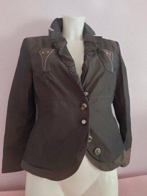 Biba Short Jacket olive green