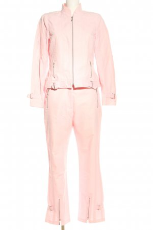 Biba Twin Set tipo suéter pink casual look