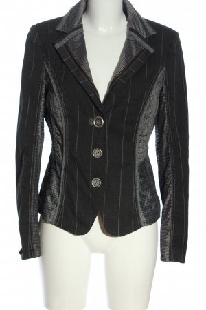 Biba Klassischer Blazer striped pattern casual look