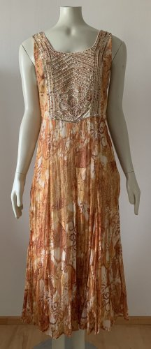 Biba Maxi Dress orange-light orange
