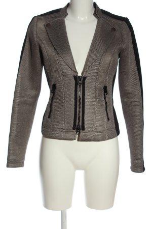 Biba Blazer corto marrone-nero modello web stile casual
