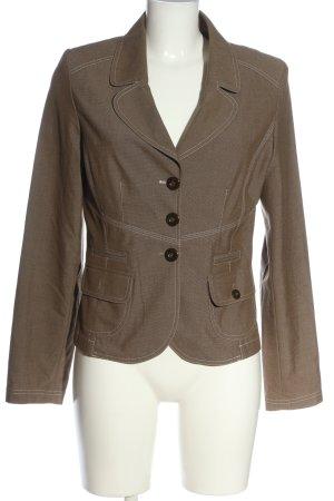 Biba Short Blazer brown business style