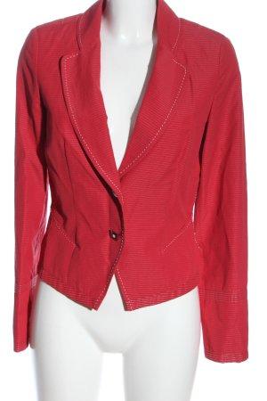 Biba Korte blazer roze zakelijke stijl