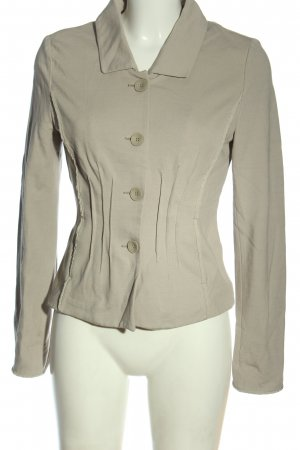 Biba Blazer corto grigio chiaro stile casual