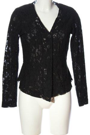 Biba Korte blazer zwart elegant