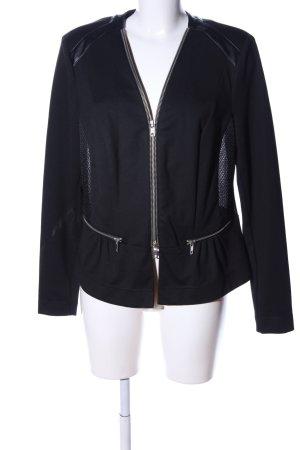 Biba Short Jacket black casual look
