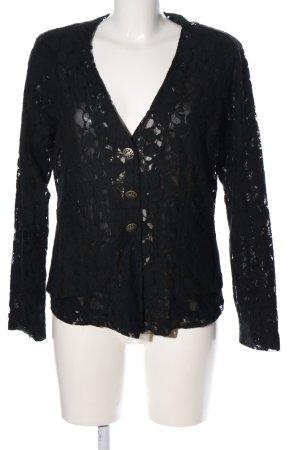 Biba Kurzjacke schwarz Elegant