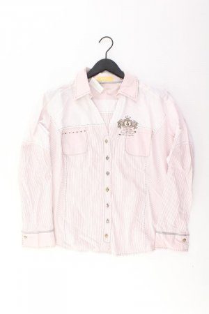 Biba Long Sleeve Blouse light pink-pink-pink-neon pink polyester