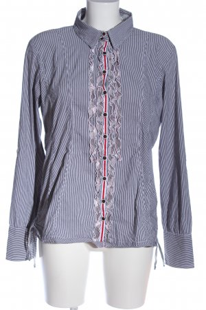 Biba Long Sleeve Shirt allover print business style
