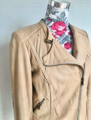 Biba Leather Jacket multicolored leather
