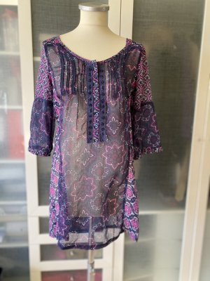 Biba Tunic Blouse multicolored