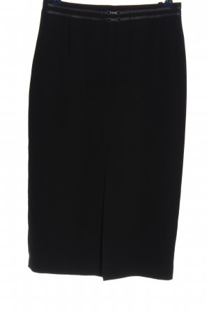 Biba Midi Skirt black business style