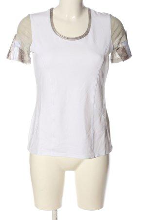 Biba Muscle Shirt white casual look