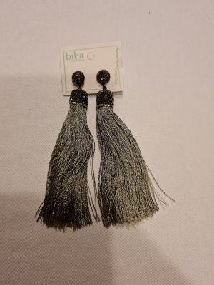 Biba Dangle silver-colored-grey
