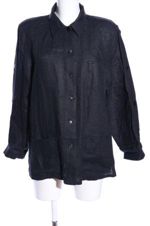 BIBA pariscop Long Sleeve Shirt black business style