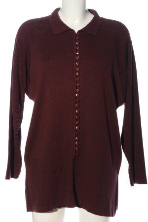 BIBA pariscop Długi sweter brązowy W stylu casual