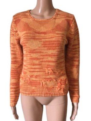 Biba Coarse Knitted Sweater multicolored