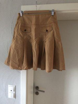 Biba Skirt camel-beige