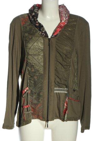 Biba Shirt Jacket allover print casual look