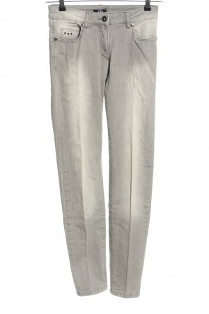 Biba Skinny Jeans hellgrau Casual-Look