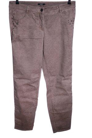 Biba Slim Jeans braun Casual-Look