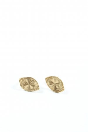 Biba Statement Earrings gold-colored casual look