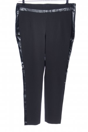 Biba Jersey Pants black business style