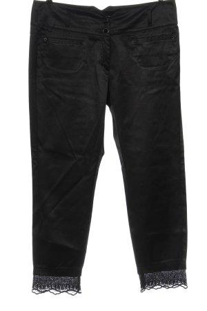 Biba Jersey Pants black casual look