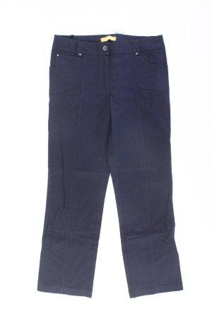Biba Pantalone jersey blu-blu neon-blu scuro-azzurro Cotone