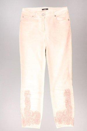 Biba Jeans a gamba dritta multicolore Cotone