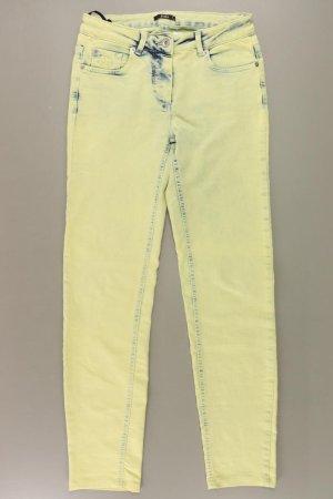 Biba Jeansy z prostymi nogawkami Bawełna