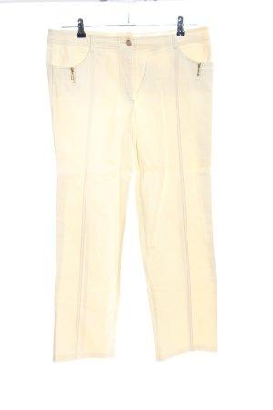 Biba Stretch Trousers primrose casual look