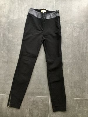 Biba Pantalone elasticizzato nero