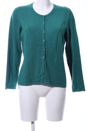 Biba Cardigan in maglia verde Modal