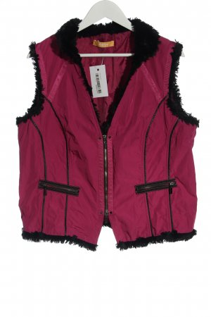 Biba Knitted Vest pink-black casual look