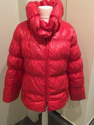 Biba Veste matelassée rouge polyamide