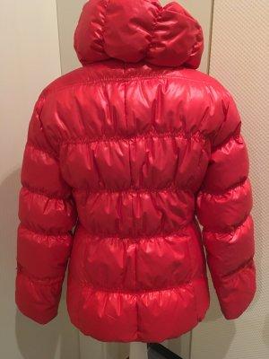Biba Doudoune rouge brique polyamide