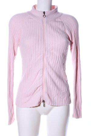 Biba Sweatjacke pink Casual-Look