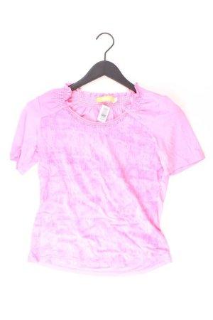 Biba T-shirt rosa chiaro-rosa-rosa-fucsia neon Viscosa