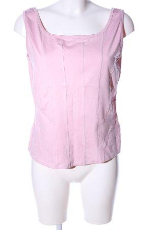 Biba Strappy Top pink casual look