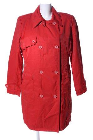 Biba Trench Coat red casual look